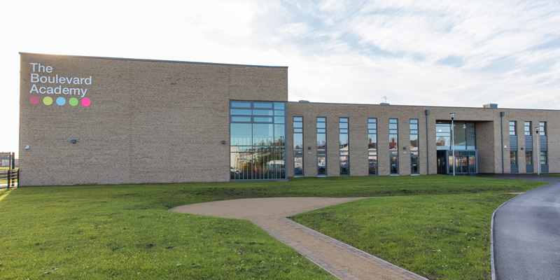Boulevard Academy, Hull | Silcock Leedham Consulting Engineers